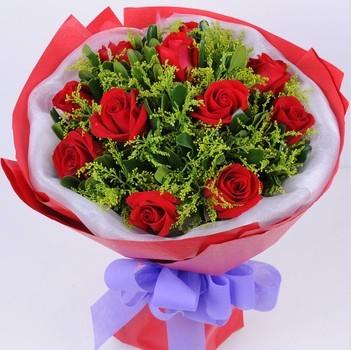 两个人的世界/11支红玫瑰
