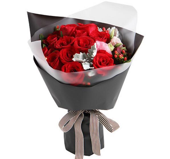 温婉如诗/16支玫瑰