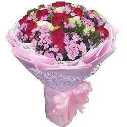你就是我的幸福/11支红色玫瑰