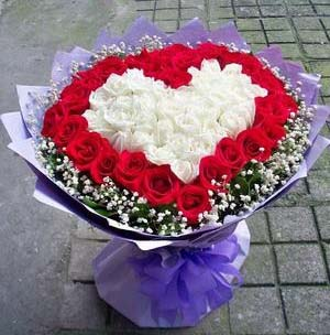 深深的爱恋/77支玫瑰