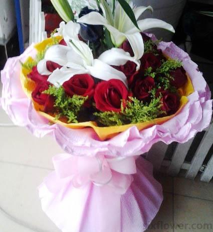 17支玫瑰/一生缘