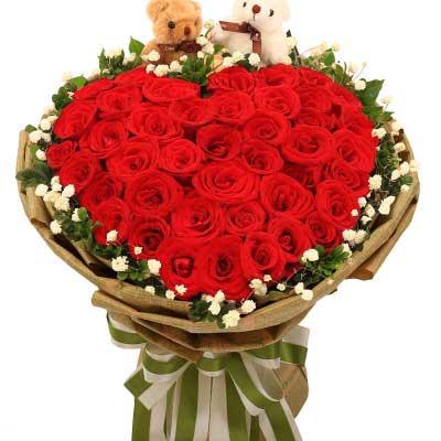 33支红玫瑰/唯有爱才是真的