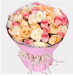 永恒的浪漫/33枝玫瑰