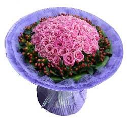爱你很久/66枝紫玫瑰