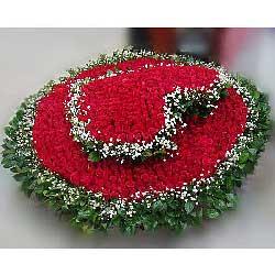 520支红玫瑰/让她代表我的心