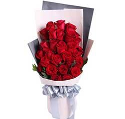 有个人时时关怀着你/红玫瑰29枝