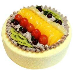 时令水果蛋糕