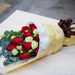 很爱很爱你/11支玫瑰
