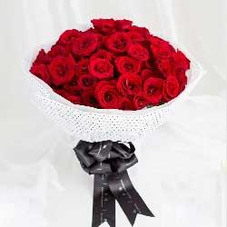 33枝红玫瑰/你是一道美丽的风景