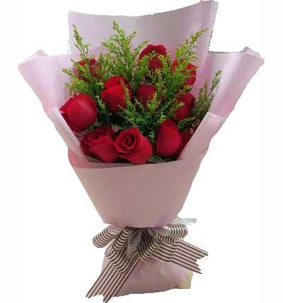 11支红色玫瑰/我的爱人,你好吗?