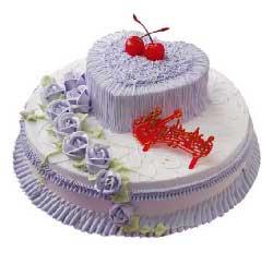 鲜奶蛋糕/12寸2层