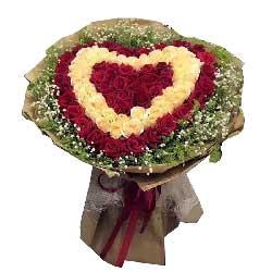 此刻我只想对你说:亲爱的,我爱你/99支玫瑰