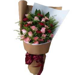 愿你越来越美丽/22支玫瑰