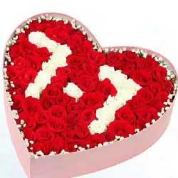 相爱一生/99支玫瑰礼盒