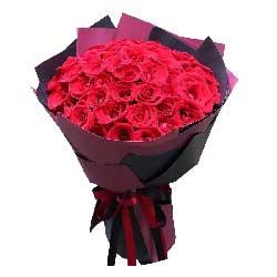 平凡中享受幸福/33支红色玫瑰