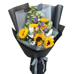 感激你带给我们的美好生活/6支向日葵