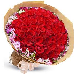 101支玫瑰,相聚浪漫