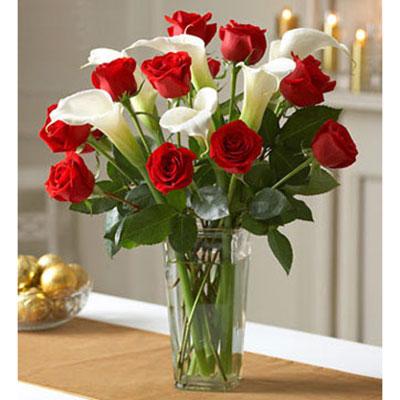 爱你每分每秒/11支红色玫瑰