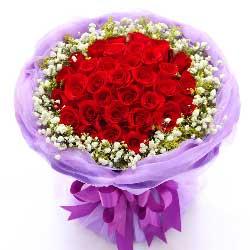遇到你是我最珍贵的财富/33支玫瑰