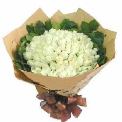 我十分想你/99枝白玫瑰