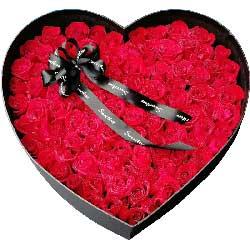 每一天都爱你/99支玫瑰礼盒
