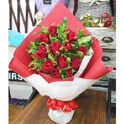 12支玫瑰/永不褪色的爱