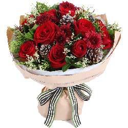 希望与你成一双/11支红玫瑰