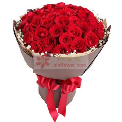 今世的你是属于我/49枝红玫瑰