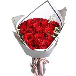 爱你就像爱生命/19支红玫瑰