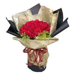 我是最幸福的人/33支红色玫瑰
