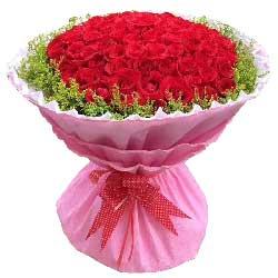 白首不相离/99支红色玫瑰