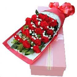 幸福快乐/11支红色玫瑰礼盒