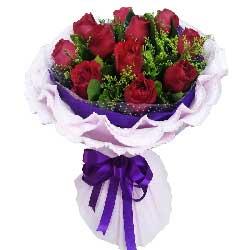 11支玫瑰/因为爱上你