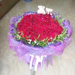 每天有个好心情/99枝红玫瑰