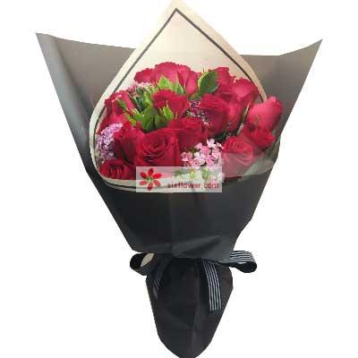 19支红玫瑰/相伴到永远
