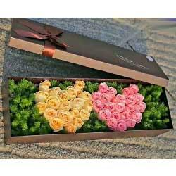 快乐爱你/40枝玫瑰