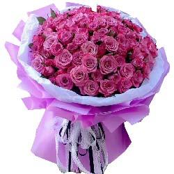 用尽一生爱你/99支紫色玫瑰