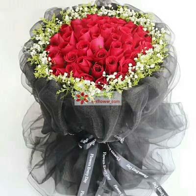 最真的情意/99支红色玫瑰