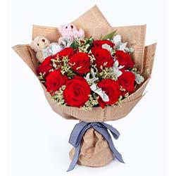 你是我的小妖精/11支红玫瑰