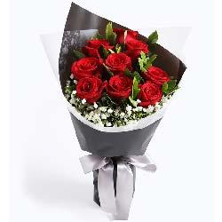 你的快乐是我的追求/9枝红玫瑰