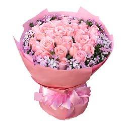 爱的愿望/33支粉玫瑰