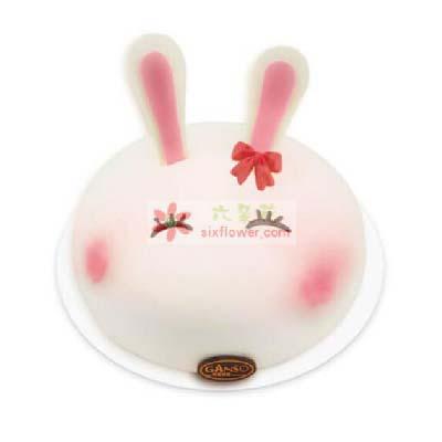歌唱爱情/8寸元祖鲜奶蛋糕