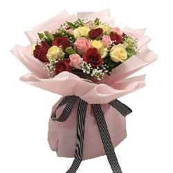 25朵玫瑰,一生一世都忘不掉的人