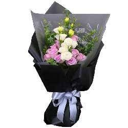 11朵戴安娜玫瑰,最浪漫的礼物
