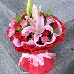 22朵康乃馨,伟大母爱