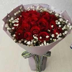 美丽的你/33枝红色玫瑰