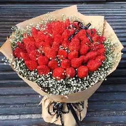 愿你渡过最美妙每一刻/33颗草莓
