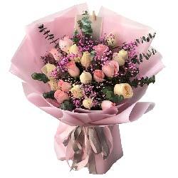 19朵玫瑰花,永恒的好心情