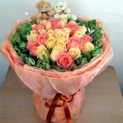 31朵玫瑰,喜欢与你在一起
