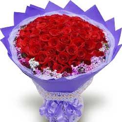 99朵红玫瑰,这是我一生的承诺